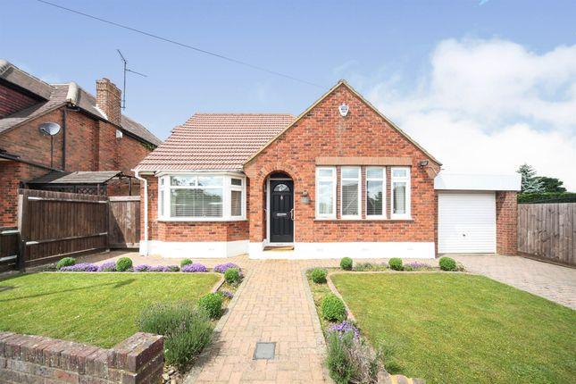Thumbnail Detached bungalow for sale in Lothair Road, Luton