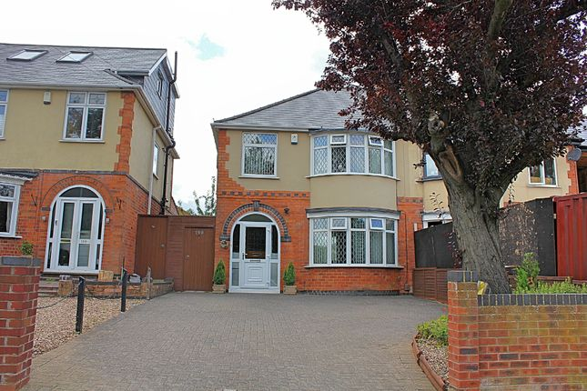 3 bed semi-detached house for sale in Leicester Road, Wigston LE18
