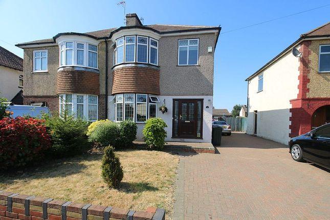 Thumbnail Semi-detached house for sale in St. James Lane, Dartford, Kent