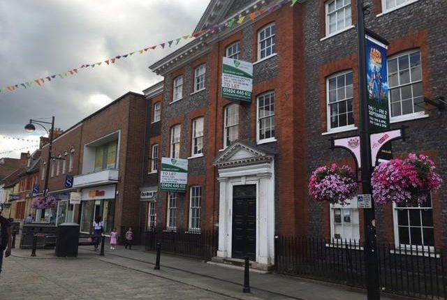 Thumbnail Retail premises to let in 39 High Street, High Wycombe, Buckinghamshire