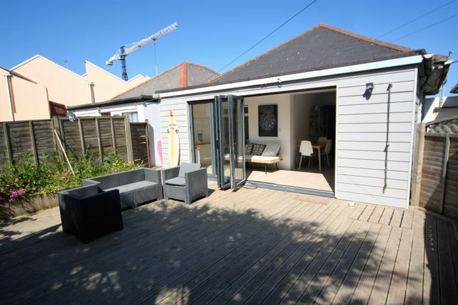 Thumbnail Bungalow for sale in Perranporth