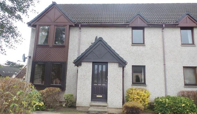 Thumbnail Flat to rent in Walker Court, Forres