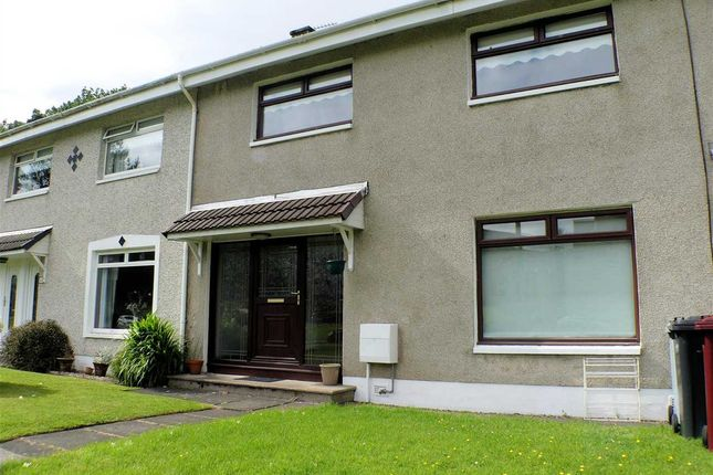 Thumbnail Terraced house for sale in Westwood Hill, Westwood, East Kilbride