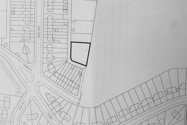 Thumbnail Land for sale in Parkside Avenue, Barnehurst, Kent
