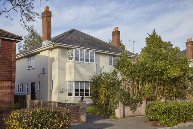 Thumbnail Detached house for sale in Alverton Avenue, Poole, Dorset