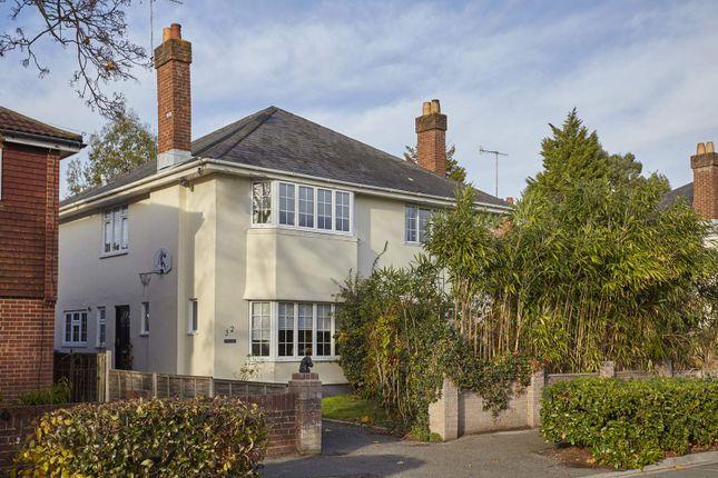 Thumbnail Detached house for sale in Alverton Avenue, Poole, Dorset