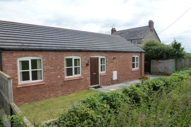 Thumbnail Cottage to rent in Wrexham Road, Holt, Wrexham