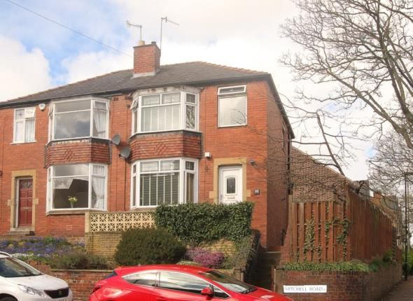 Thumbnail Semi-detached house for sale in Mitchell Road, Sheffield, South Yorkshire
