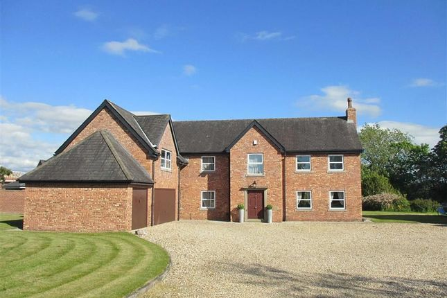 Thumbnail Detached house for sale in Hall Carr Lane, Walmer Bridge, Preston