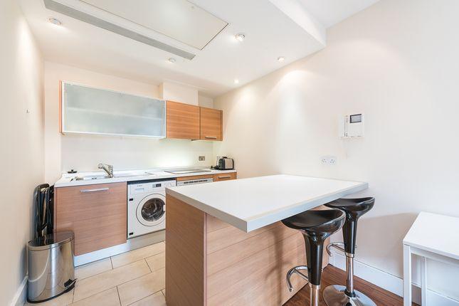 Kitchen of Praed Street, London W2