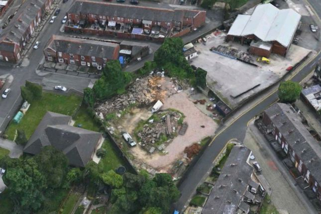 Land for sale in Valletts Lane, Bolton