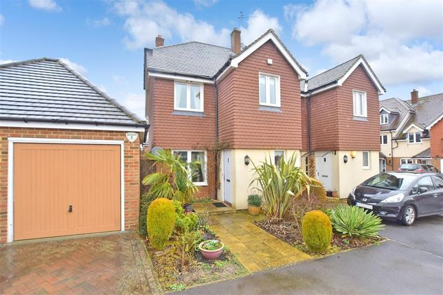 Thumbnail Semi-detached house for sale in Haxted Place, Edenbridge, Kent
