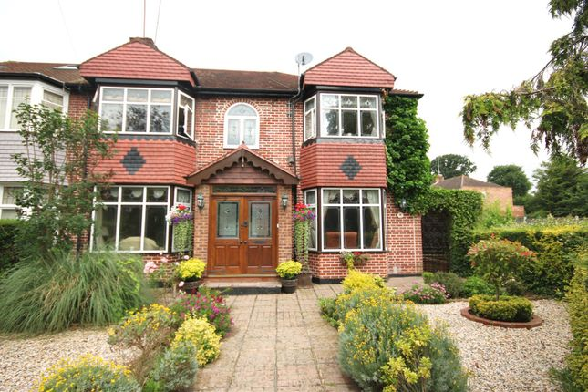 Thumbnail Semi-detached house for sale in The Vale, London