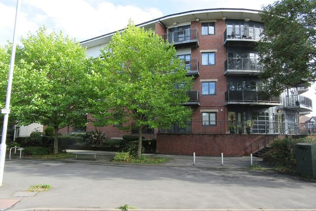 Thumbnail Flat for sale in Regents Court, Upper Chorlton Road, Manchester