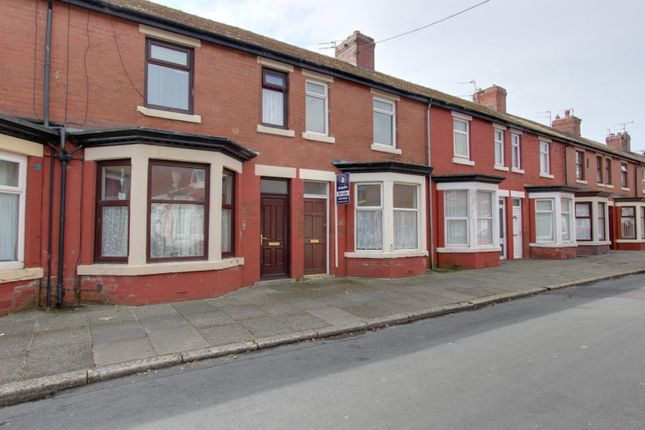 2 bed terraced house for sale in Belmont Road, Fleetwood FY7