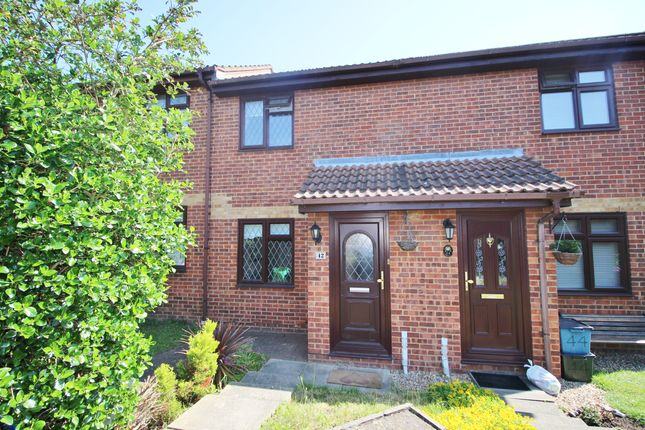 Thumbnail Terraced house for sale in Hazelwood Park Close, Chigwell