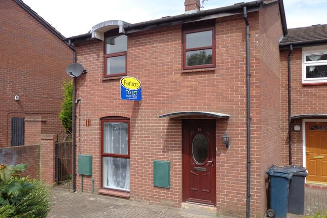 Thumbnail Detached house to rent in Crewe Street, Shrewsbury, Shropshire
