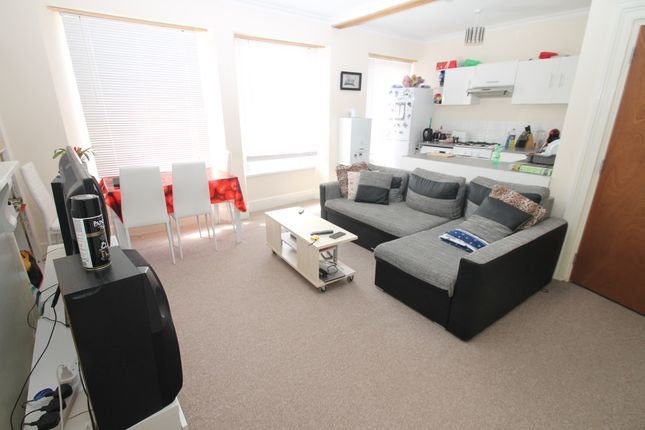 Thumbnail Flat to rent in Ermington Terrace, Plymouth