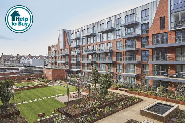 Thumbnail Flat for sale in Gaumont Place, Ardwell Rd, London
