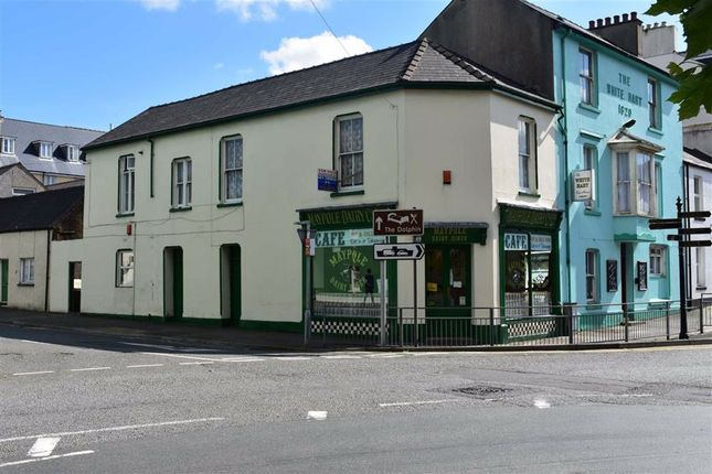 Thumbnail Restaurant/cafe for sale in Pembroke Street, Pembroke Dock, Pembrokeshire