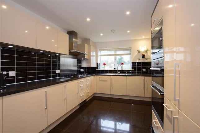 Kitchen of Becket Close, Woodford Green, Essex IG8