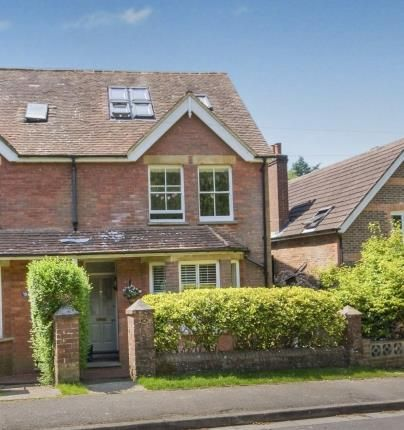 4 bed semi-detached house for sale in Haslemere, Surrey