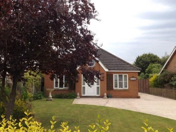 Thumbnail Bungalow for sale in Bunwell, Norwich, Norfolk