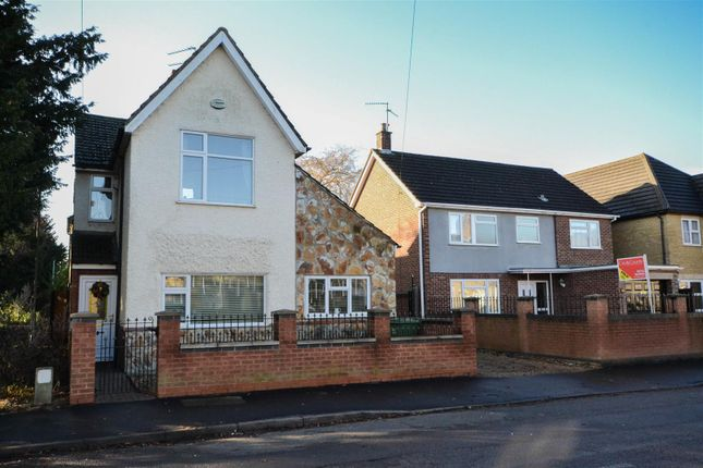 3 bed detached house for sale in New Road, Woodston, Peterborough
