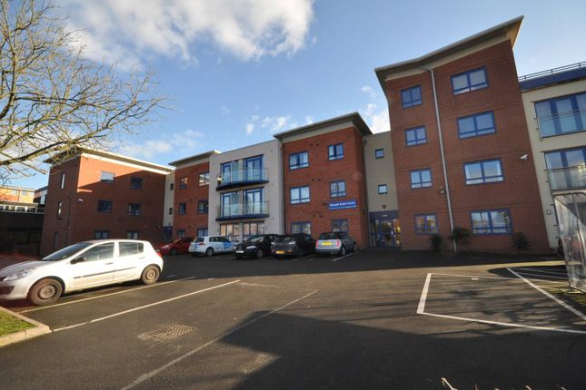 Thumbnail Flat to rent in Russell Aston Court, Civic Way, Swadlincote