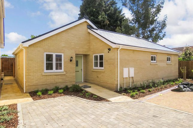 Thumbnail Detached bungalow for sale in Luke Street, Eynesbury, St. Neots