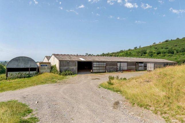 Thumbnail Farm for sale in Llanfynydd, Carmarthen