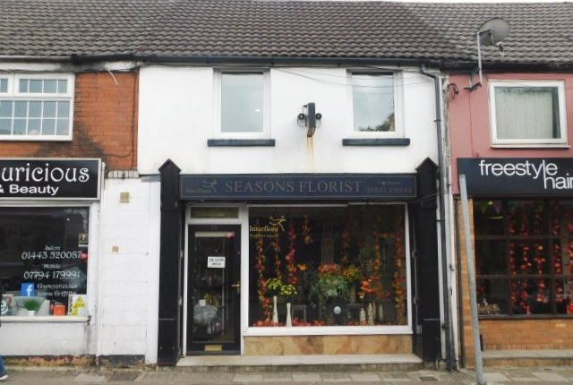 Thumbnail Retail premises for sale in Park St, Treforest, Pontypridd