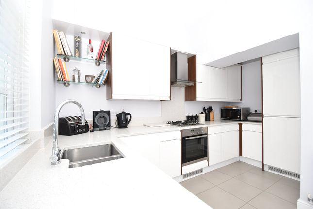 Modern Kitchen of East Wing, Chapel Drive, The Residence, Dartford Kent DA2