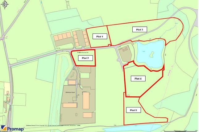 Thumbnail Land for sale in Bilsthorpe Business Park, Bilsthorpe, Newark-On-Trent, Nottinghamshire