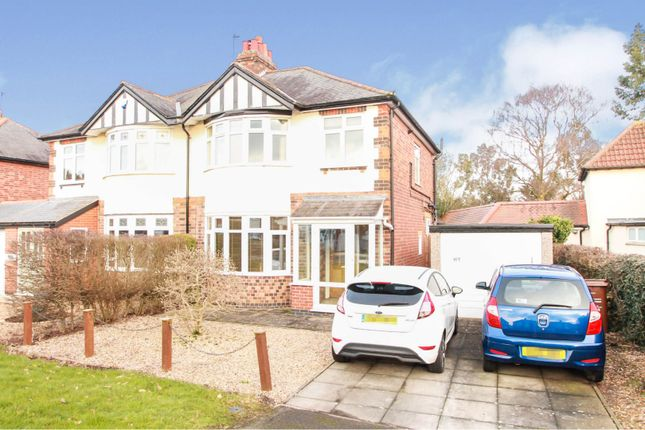 3 bed semi-detached house for sale in Loughborough Road, Rothley LE7