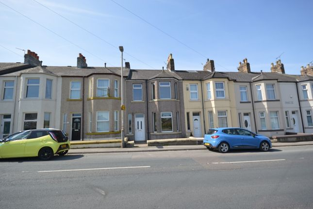 Thumbnail Terraced house for sale in Mandle Terrace, Maryport, Cumbria
