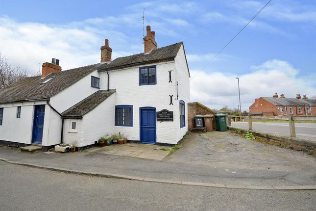 3 bed semi-detached house for sale in London Road, Shardlow, Derby DE72