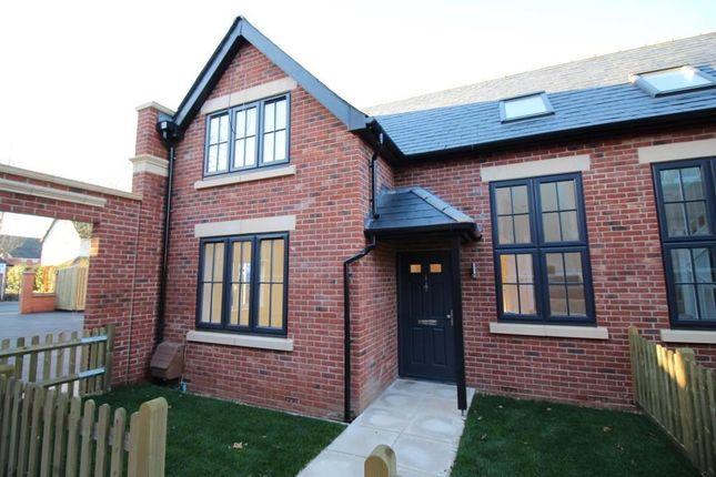 Thumbnail End terrace house for sale in Armour Road, Tilehurst, Reading