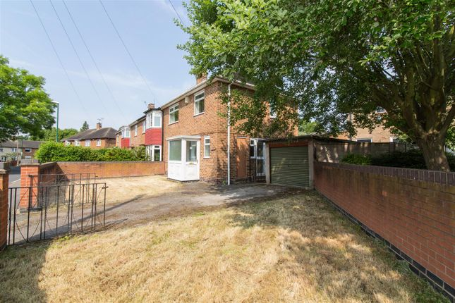 3 bed semi-detached house for sale in Peacock Crescent, Clifton, Nottingham