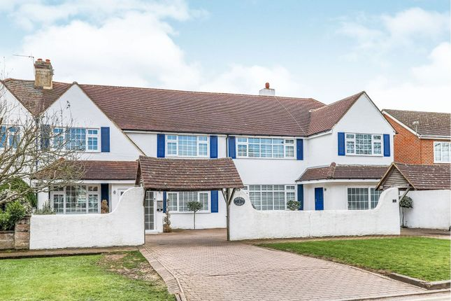 Thumbnail Semi-detached house for sale in Assher Road, Walton-On-Thames