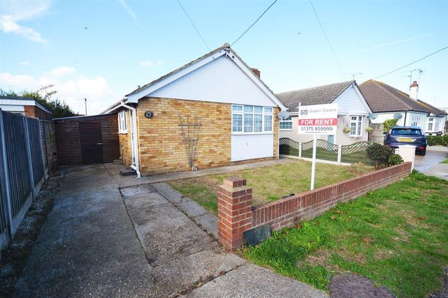1 bed detached bungalow to rent in Hope Road, Canvey Island SS8