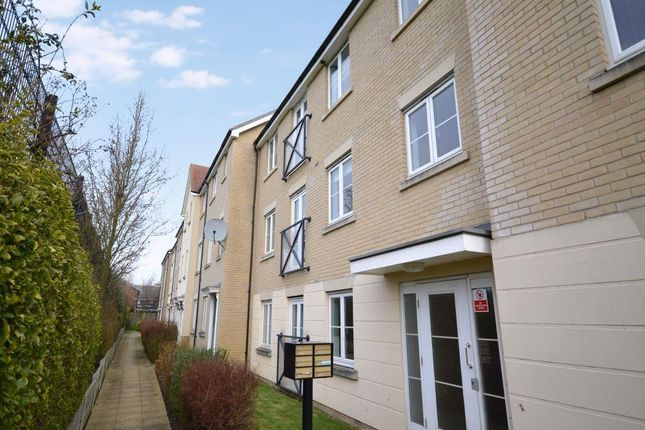 Thumbnail Flat for sale in Burghley Way, Chelmsford