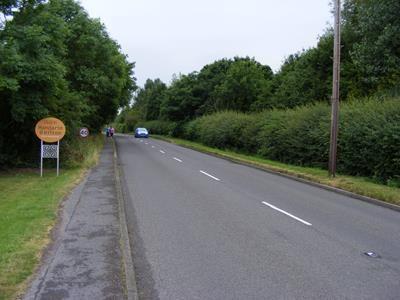 Photo of Hargate Leas, Egginton Road, Hilton, Derby DE65
