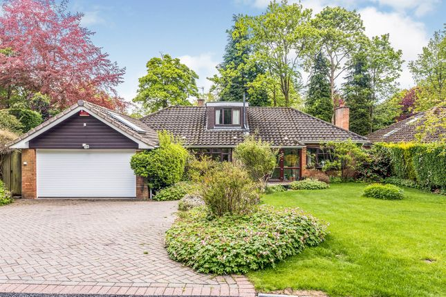 Thumbnail Detached bungalow for sale in Tudor Hill, Sutton Coldfield