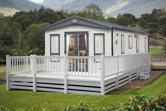 Thumbnail Mobile/park home for sale in Abi Ambleside Premier 2019, Plas Coch Holiday Home Park, Anglesey