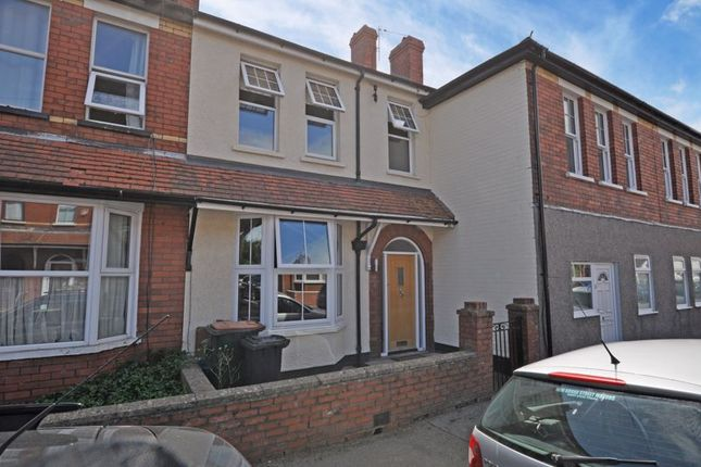 Thumbnail Terraced house for sale in Stylish Period House, Penllyn Avenue, Newport