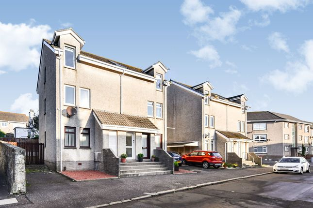Thumbnail Maisonette for sale in Welbeck Crescent, Troon