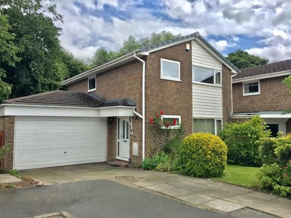 4 bed detached house for sale in Kennet Drive, Fulwood, Preston, Lancashire