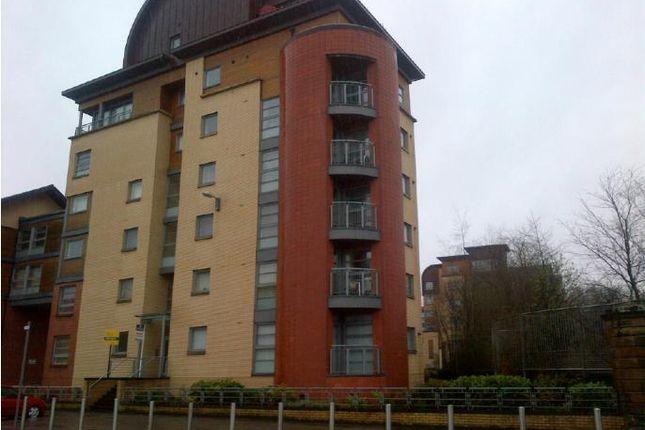 Thumbnail Flat to rent in Old Rutherglen Road, Oatlands, Glasgow