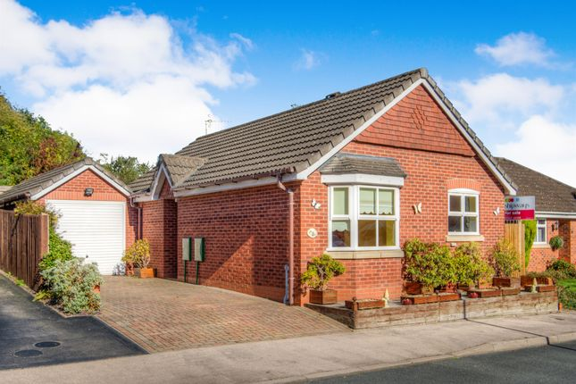 Thumbnail Detached bungalow for sale in Fernwood Close, Wirehill, Redditch